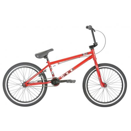 COLONY ECLIPSE 24 Metal Red 2018 Complete BMX Bike