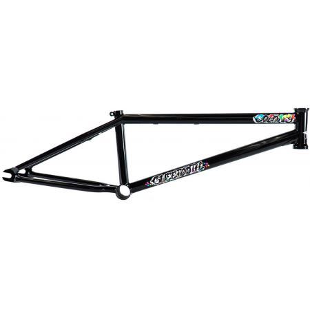 Wethepeople Awake 20.85 Matt Black Frame (ed Zunda Sign)