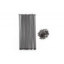 BSD spokes 190 black