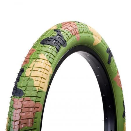 Fiction TROOP tire 2.3 green camo
