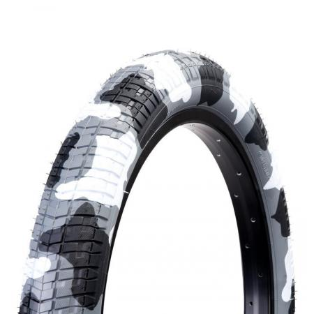 Fiction TROOP tire 2.3 black camo