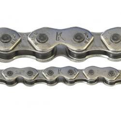 KMC 710 silver BMX chains