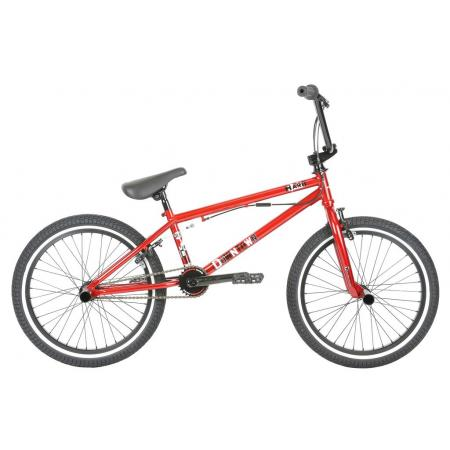 Haro 2019 Downtown DLX 20.5 Mirra Red BMX bike