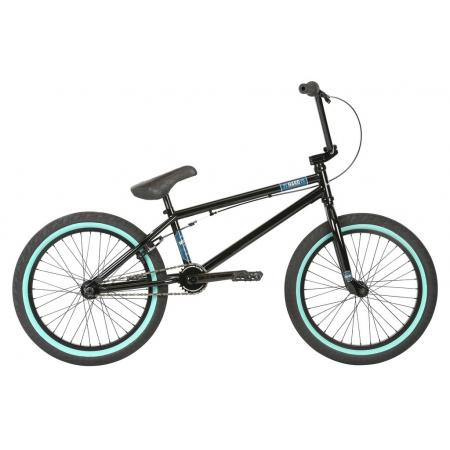 Haro 2019 Midway 21 Gloss Black BMX bike