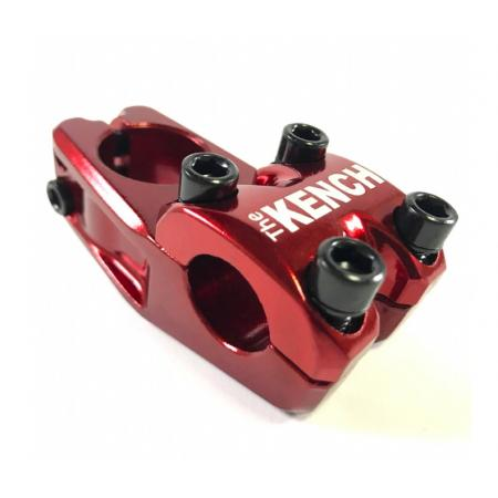 KENCH forged 6061 aluminum red TL stem
