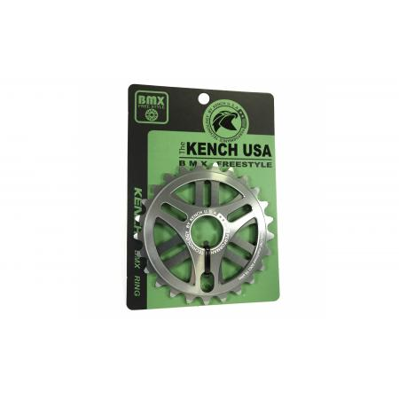 KENCH 6mm 25T CNC gray sprocket
