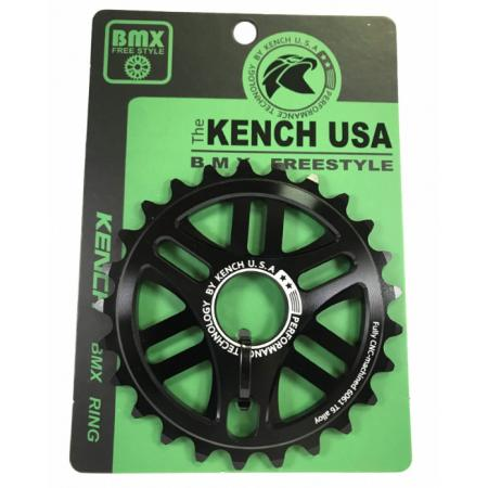 KENCH RN1 25T CNC black sprocket