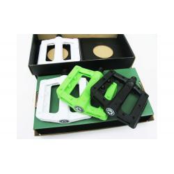 KENCH nylon PC white pedals