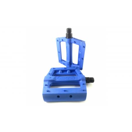 KENCH Slim nylon PC blue pedals
