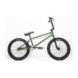 KENCH CHR-MO 20.75 green BMX bike