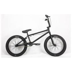 KENCH CHR-MO 20.75 matte black BMX bike