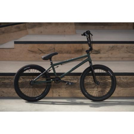 KENCH CHR-MO 21 matte black BMX bike