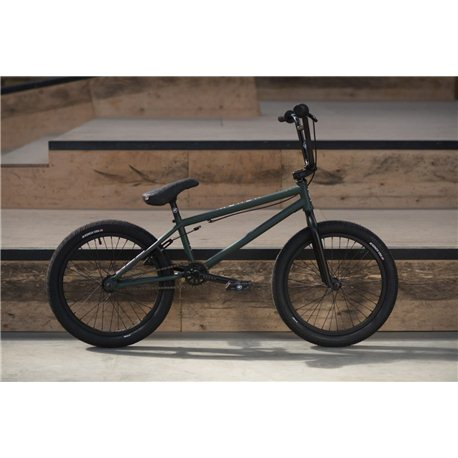KENCH CHR-MO 21 khaki BMX bike