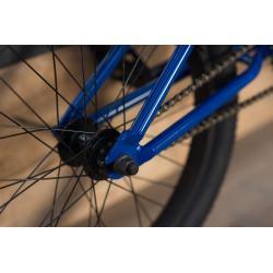 VOLUME Hessian 26 Chrome/Red 2018 Complete Bike