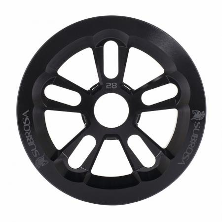 Subrosa Magnum Bash 25T black sprocket