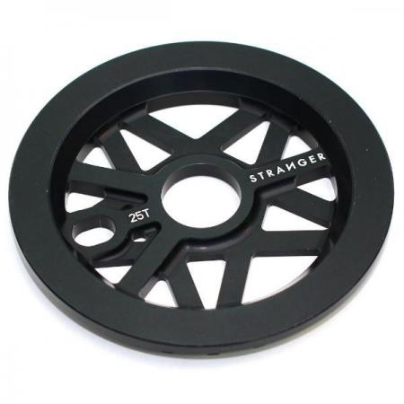 Stranger Strangergram 25T black Guard sprocket