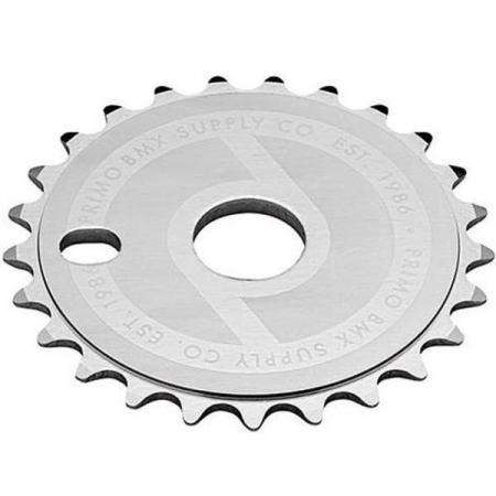Primo Solid 25t polished sprocket
