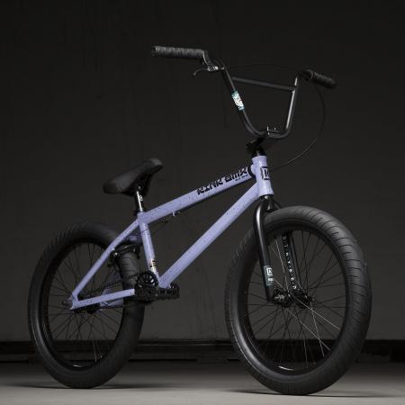 Kink Gap 20.5 2020 Gloss Lavender Splatter BMX Bike