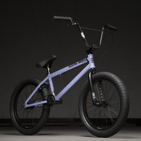 Kink Gap 20.5 2020 Gloss Lavender Splatter BMX Bike