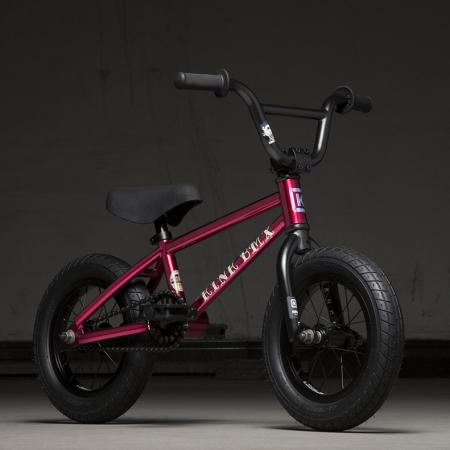 Kink Roaster 12 2020 Gloss Machine Red BMX Bike