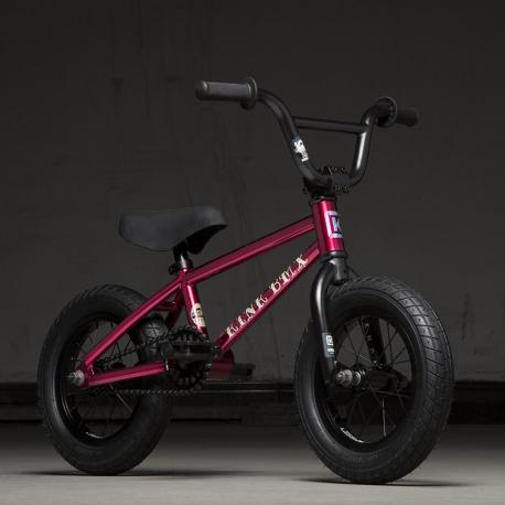 Kink Roaster 12 2020 Gloss Machine Red BMX Bike