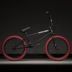 Kink Gap Fc 20.5 2020 Matte Guinness Black BMX Bike