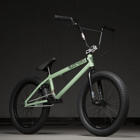 Kink Curb 20 2020 Gloss Atomic Mint BMX Bike