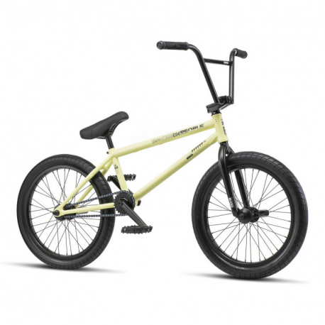 Велосипед BMX WeThePeople Reason 20.75 желтый 2019