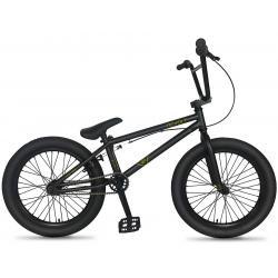 Велосипед BMX Outleap REVOLT 20 черный с золотым 2019