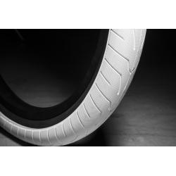 Покрышка BMX KINK Sever 2.4 белый с черный корд