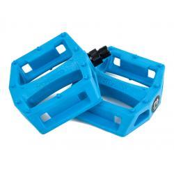 Mission Impulse blue PC pedals