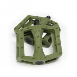 Педали CULT DAK зеленый милитари