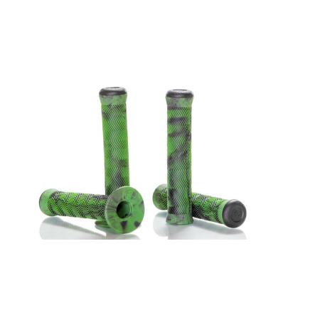 Volume VLM Team Flangeless 150 mm black with green Grips