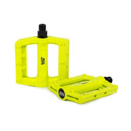 RANT HELLA yellow pedals