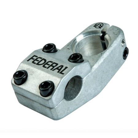 Federal Element TL 50mm raw BMX stem