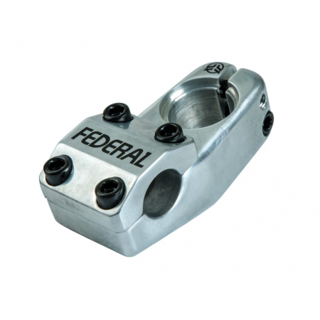 Federal Element TL 50mm silver BMX stem
