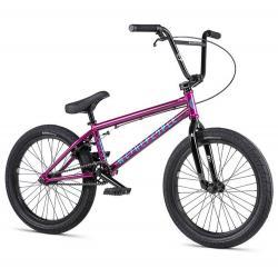 Велосипед BMX WeThePeople CRS 2020 20.25 металлик фиолетовый