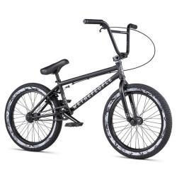 Велосипед BMX WeThePeople ARCADE 2020 20.5 матовый черный
