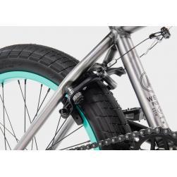 Велосипед BMX WeThePeople ARCADE 2020 20.5 матовый некрашеный
