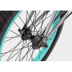 Велосипед BMX WeThePeople ARCADE 2020 21 матовый некрашеный