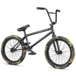 Велосипед BMX WeThePeople JUSTICE 2020 20.75 матовый черный