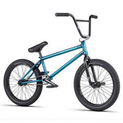 Велосипед BMX WeThePeople CRYSIS 2020 20.5 матовый полупрозрачный серо-зеленый