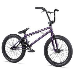 Велосипед BMX WeThePeople VERSUS 2020 20.65 волшебный полупрозрачный серо-зеленый