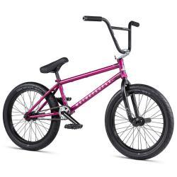 Велосипед BMX WeThePeople TRUST 2020 21 полупрозрачный ягодный розовый