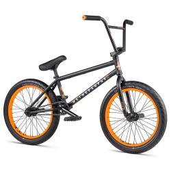 Велосипед BMX WeThePeople TRUST FC 2020 20.75 матовый черный