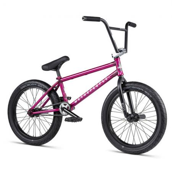 Велосипед BMX WeThePeople TRUST FC 2020 20.75 полупрозрачный ягодный розовый