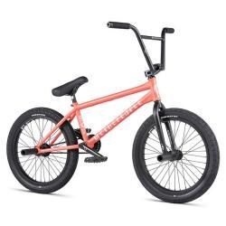 Велосипед BMX WeThePeople BATTLESHIP 2020 LSD 20.75 коралловый красный