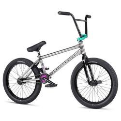 Велосипед BMX WeThePeople BATTLESHIP 2020 RSD 20.75 некрашеный