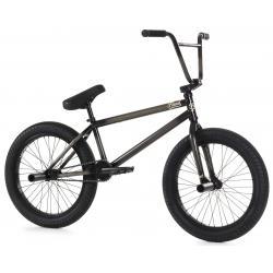 Велосипед BMX Fiend Type B 2020 некрашеный с черный