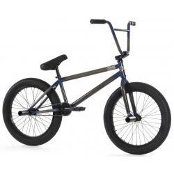 Велосипед BMX Fiend Type B 2020 некрашеный с синий